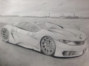 BMW GT (Original concept by Emil Baddal)
